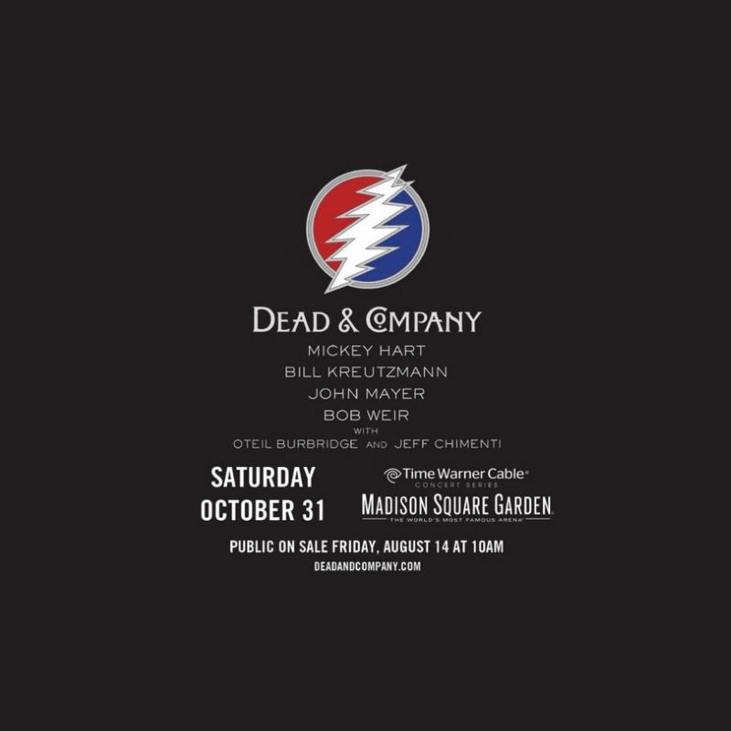 Dead Co Halloween With John Mayer Banjos To Beats