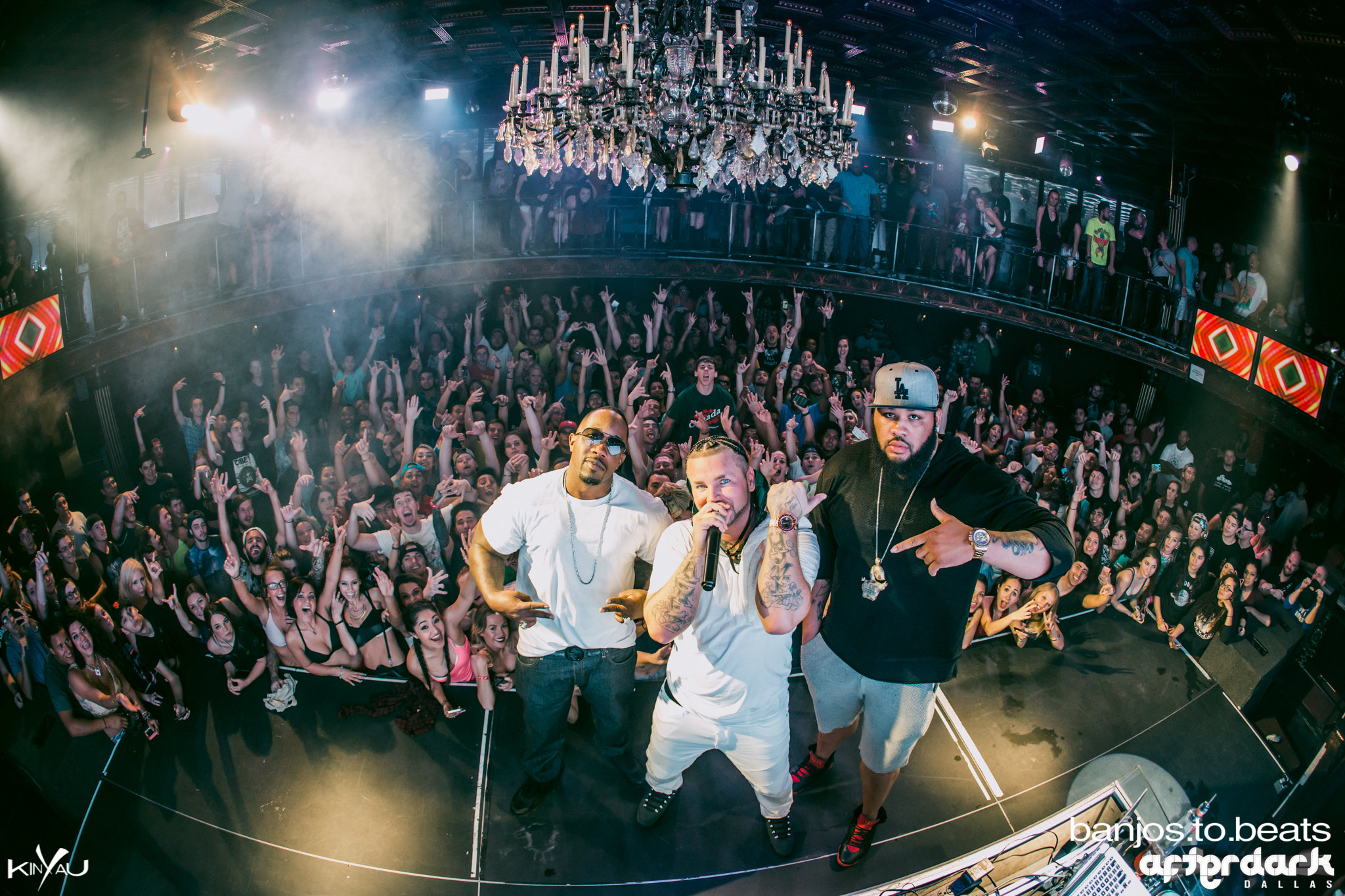 Riff Raff Live In Dallas Banjos To Beats
