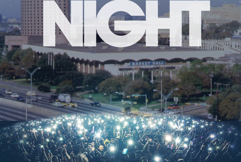 Lights All Night Venue Change 2015 Dallas NYE