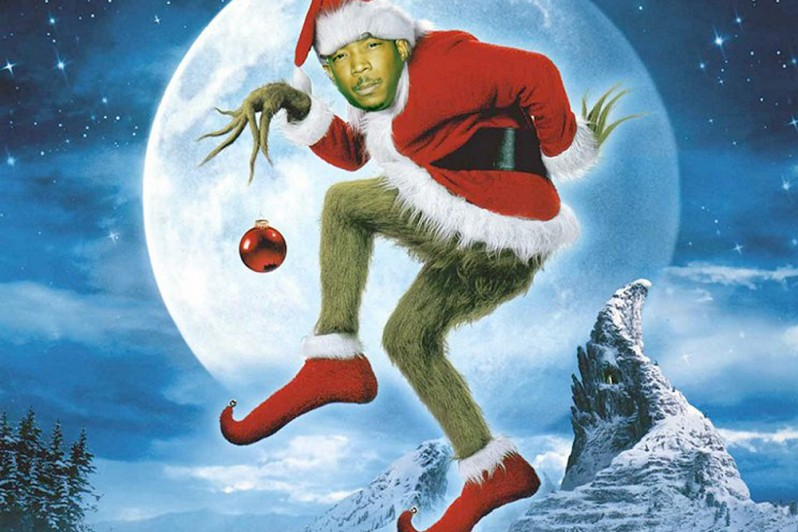 Ja Rule Reads Grinch Dr. Suess Christmas 2015 BBC1