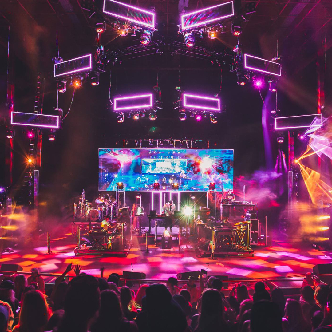 WIN VIP TICKETS TO SEE PRETTY LIGHTS LIVE