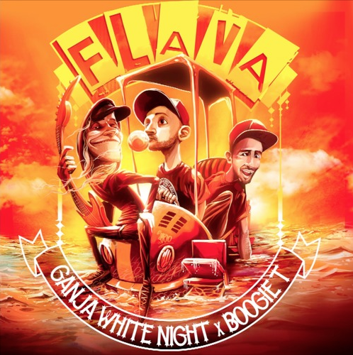 Ganja White Night x Boogie T - Flava