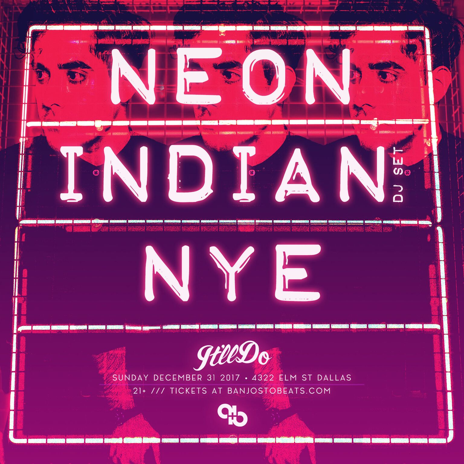 Neon Indian NYE Dallas 2017