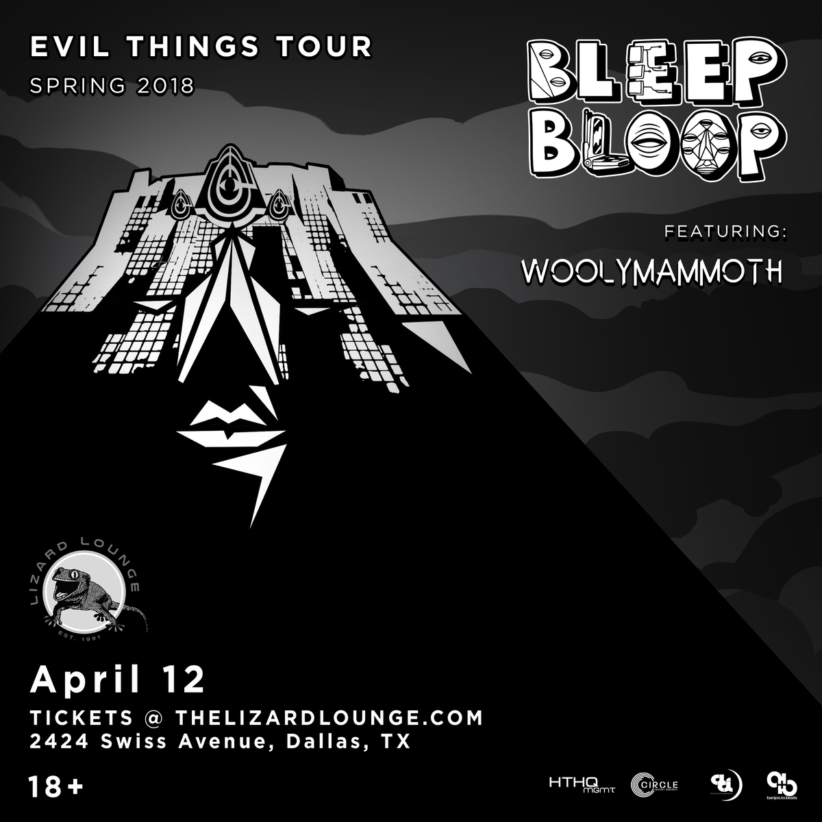 Bleep Bloop Dallas TX