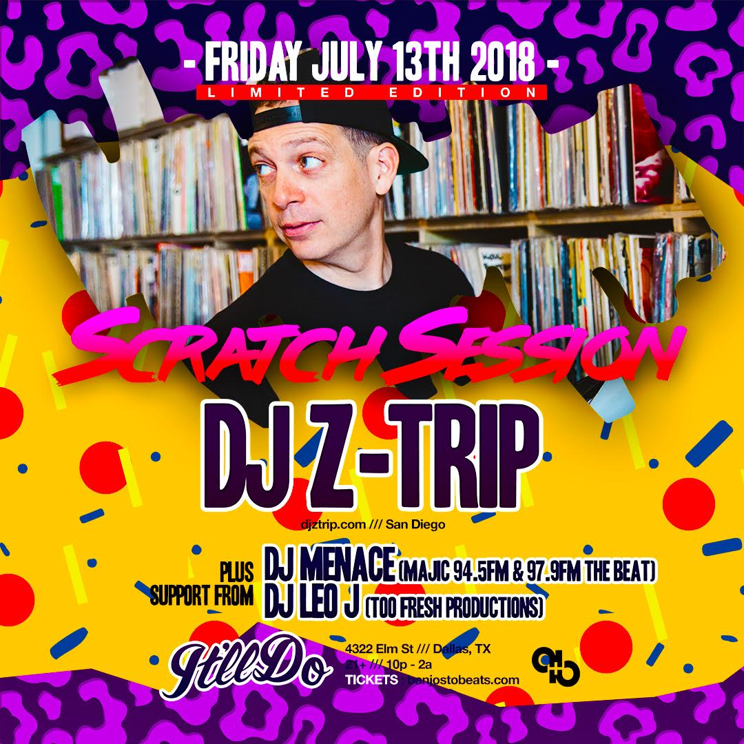 DJ Z-Trip It'll Do Club Dallas TX